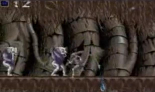 'Shadow of the Beast' screenshot