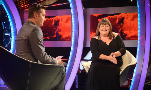 CHERYL FERGISON_2ND HOUSEMATE TO BE EVICTED FROM THE CELEBRITY BIG BROTHER HOUSE