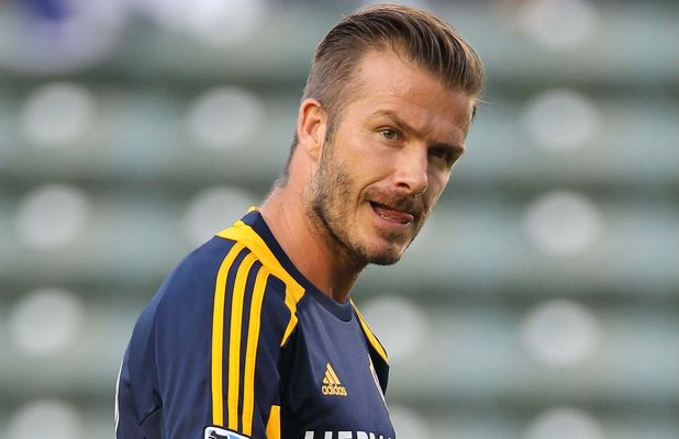 David Beckham, Ad Isidro Metapan vs LA Galaxy, Isidro Metapán