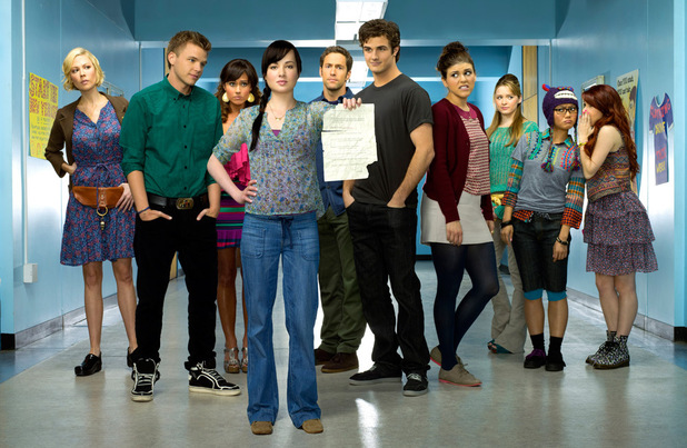 The cast of MTV's 'Awkward'