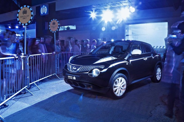 Nissan Ministry of Sound Juke