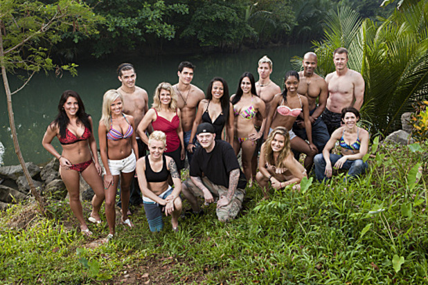 The 15 new castaways