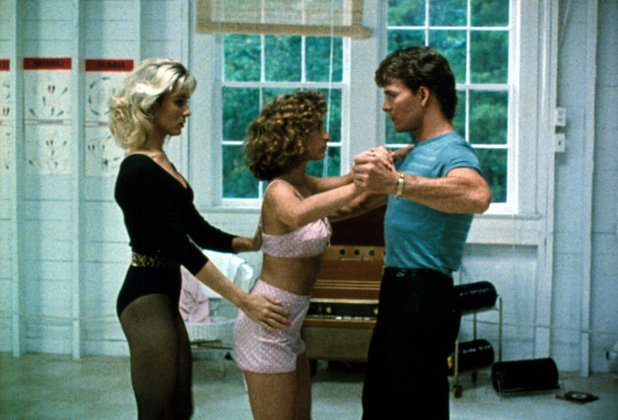Dirty Dancing training