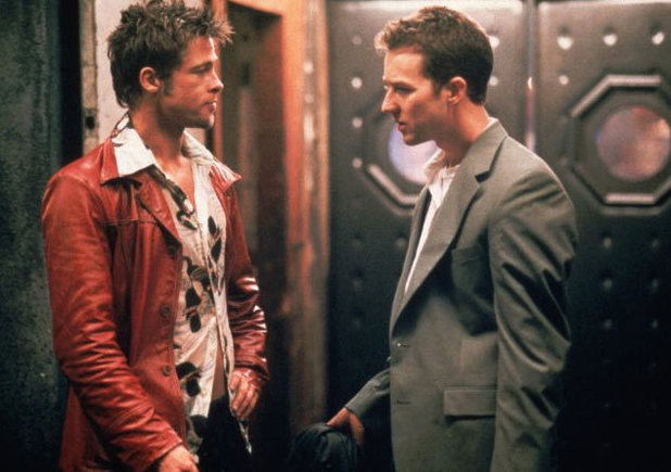Tyler Durden and Himself