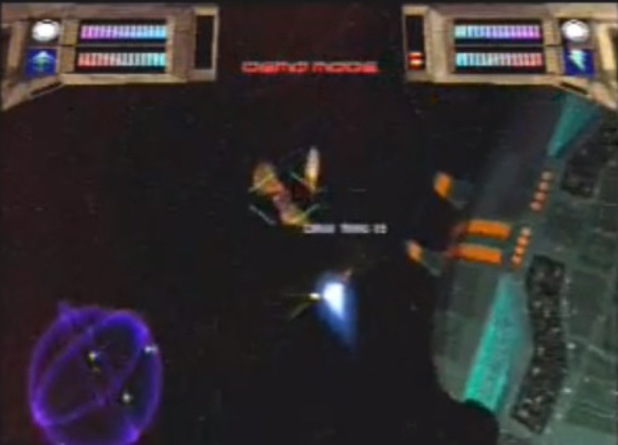 'Colony Wars' screenshot