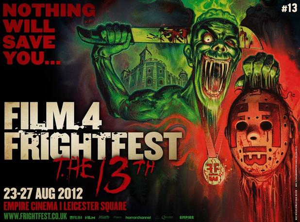 FrightFest 2012 logo