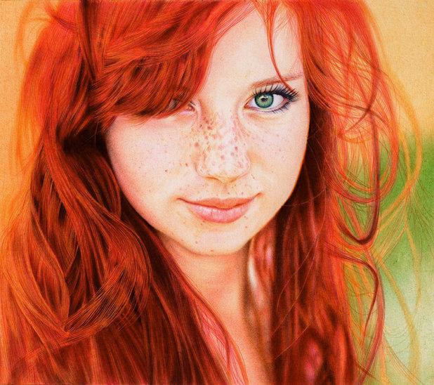 'Redhead Girl'