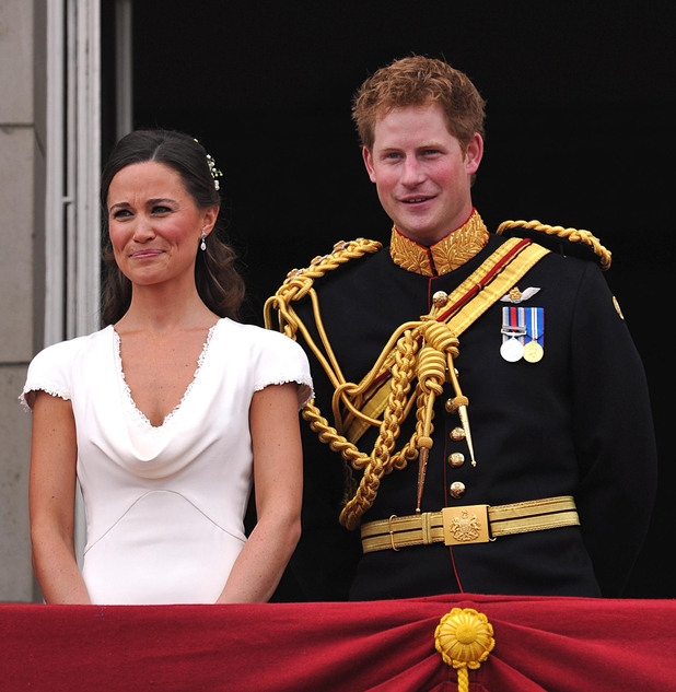 Prince Harry, Pippa Middleton, Royal wedding