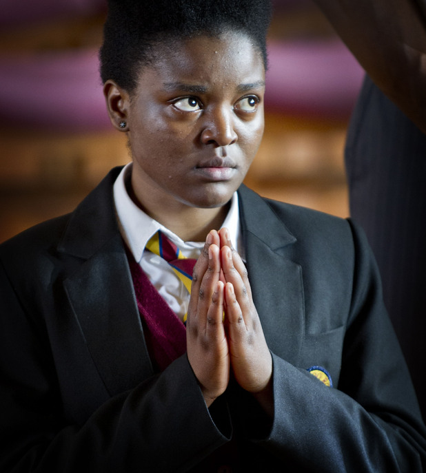 Lula Tsibi in Waterloo Road
