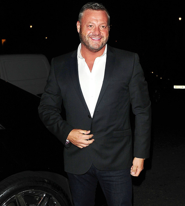 Mick Norcross at TOWIE's wrap party held at 5 Cavendish Club London, England - 22.08.12Mandatory Credit: Zibi/WENN.com