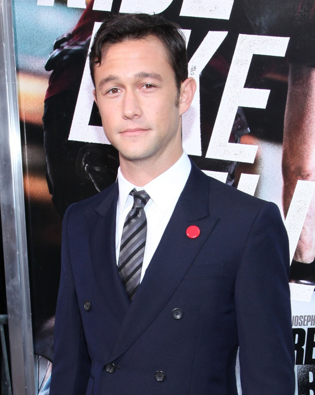 Joseph Gordon-Levitt World Premiere of Columbia Pictures 'Premium Rush' at Regal Union Square New York