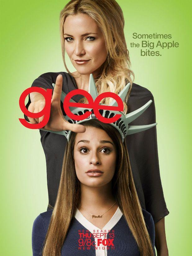 'Glee' season 4 Rachel poster