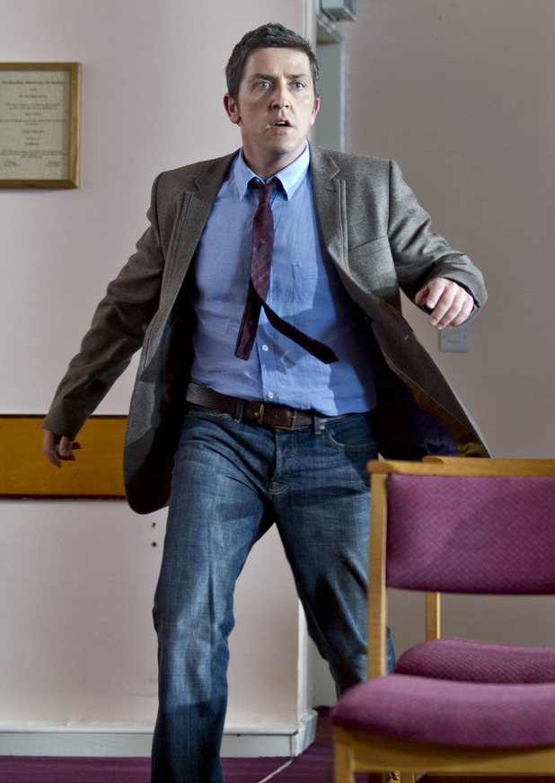 Tom Clarkson in Waterloo Road