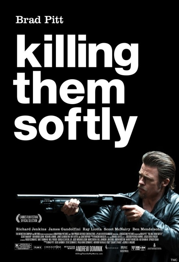 'Killing Them Softly' poster