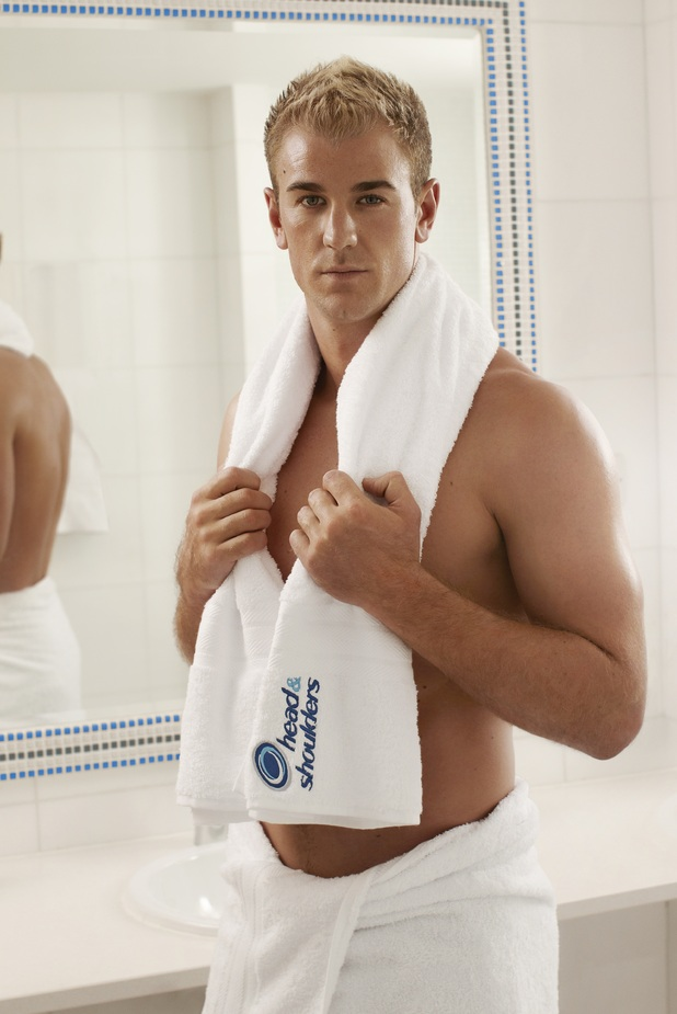 Joe Hart, head&shoulders