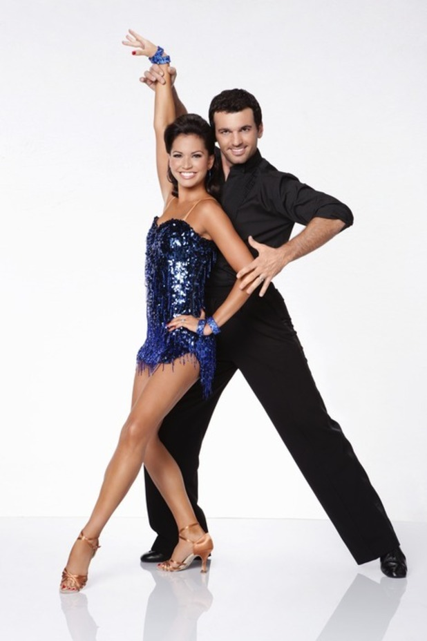 Dancing With The Stars: All-Stars pairs: Melissa Rycroft & Tony Dovolani