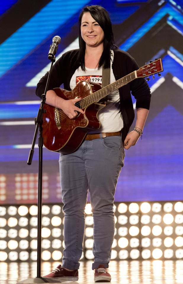 Lucy Spraggan's first audition