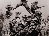British Black Watch regiment in training in 1940