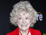 "Phyllis Diller arrives to the ENCORE Original premiere of ""Method to the Madness of Jerry Lewis"" in Los Angeles, 2011"