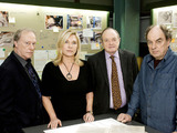 Cast of BBC Show 'New Tricks'