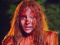 Chloe Moretz unveils the first stills from her upcoming Carrie remake.