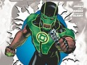 Green Lantern #0 will introduce a new Corps member named Baz.