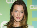 Katie Cassidy admits that she did not know about her character's backstory.