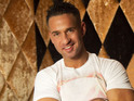 Jersey Shore star The Situation is given a warning by Big Brother.