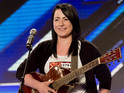 The 'Last Night' singer talks to Digital Spy about her X Factor experience.