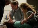 Horror movie wins in worst-selling weekend in four years.