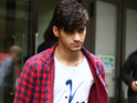 "A phone call featuring a man believed to be Zayn speaking to girls about ""booty"" is released."