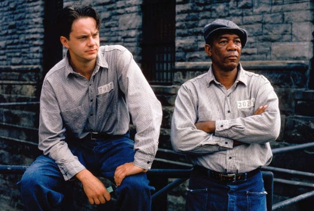 Shawshank 20 years later: Cast then & now