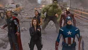 'The Avengers' Captain America's plan - video clip