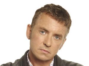 Shane Richie as Alfie Moon in EastEnders