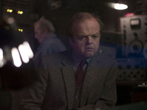 Toby Jones stars as a movie sound engineer in &#39;Berberian Sound Studio&#39;.