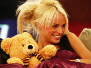 Rhian Sugden in Celebrity Big Brother