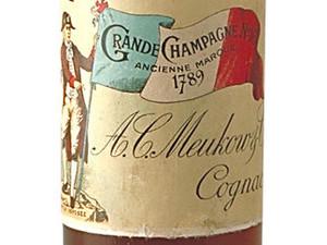 1789 A.C Meukow & Co. cognac