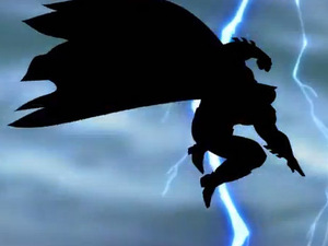 'Batman: The Dark Knight Returns' animation trailer still