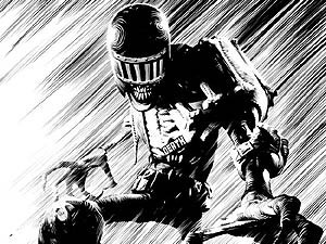 Judge Dredd: Judge Death
