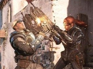 Gears of War free-for-all screenshot