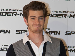 Andrew garfield, cardigan