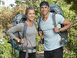 The Amazing Race - Season 21: Abbie Ginsberg and Ryan Danz