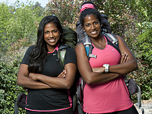 The Amazing Race - Season 21: Natalie and Nadiya Anderson