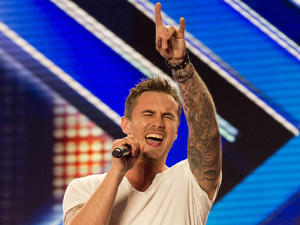 The X Factor 2012 - Episode 3: Joseph Whelan