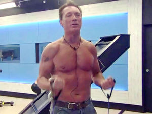 Martin Kemp in Celebrity Big Brother