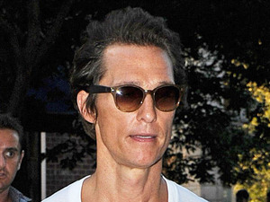 Matthew McConaughey, weight loss, wolf of wall street