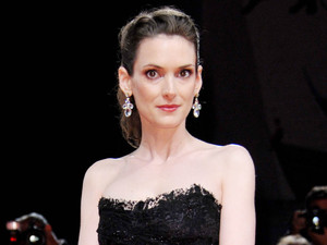Winona Ryder, 69th venice Film Festival, The Iceman
