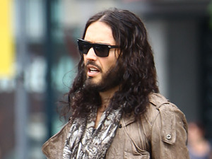 Russell Brand takes new girlfriend Isabella Brewster