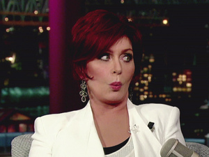 Sharon Osbourne appears on CBS's 'Late Show with David Letterman' where she talks about the hit reality show 'America's Got Talent' and how she will leave the show after the current season ends.  Osbourne also talks about her admiration for Prince Harry USA - 27.08.12 Supplied by WENN.comWENN does not claim any ownership including but not limited to Copyright or License in the attached material. Any downloading fees charged by WENN are for WENN's services only, and do not, nor are they intended to, convey to the user any ownership of Copyright or License in the material. By publishing this material you expressly agree to indemnify and to hold WENN and its directors, shareholders and employees harmless from any loss, claims, damages, demands, expenses (including legal fees), or any causes of action or  allegation against WENN arising out of or connected in any way with publication of the material.