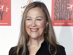 Catherine O&#39;Hara arrives at the &quot;West Side Story: 50th Anniversary Edition&quot; Blu-ray premiere to celebrate with members of the original cast at Grauman&#39;s Chinese Theatre, the same theatre the film premiered at 50 years earlier, on Tuesday, Nov. 15, 2011 in Los Angeles.